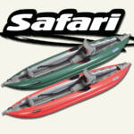 Gumotex felfújható kajak (Safari)