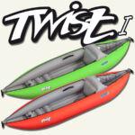 Gumotex felfújható kajak (Twist N I)