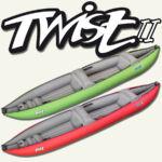 Gumotex felfújható kajak (Twist N II)