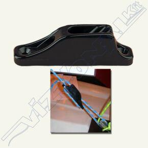 Kötélfogó, bújtatós (Clamcleat) 4-7 mm