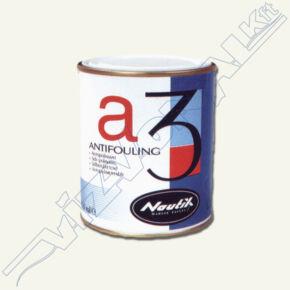 Algagátló festék (Nautix - A3 Formula +) 0,75 l