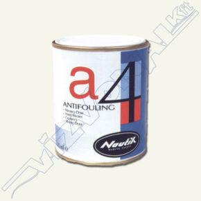 Algagátló festék (Nautix - A4 Formula +) 0,75 l