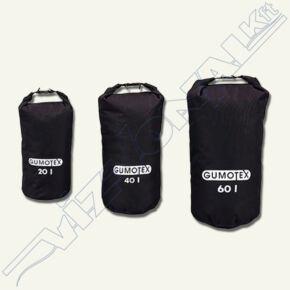 Vízhatlan zsák (Gumotex 40-60l) 40 literes