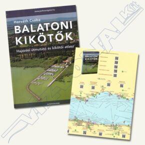 Balatoni kikötők és térkép