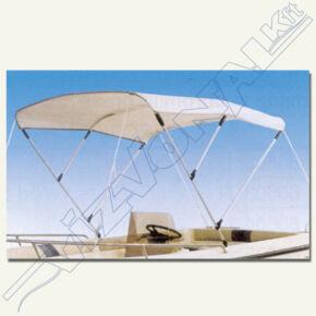 Bimini tető 'W'(hajó árnyékoló) 160-180 cm