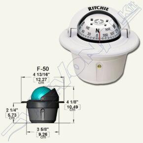 Ritchie compass (F-50W), 57mm , Igen