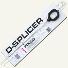 D-Splicer (deenema kötél fuxoló), F-20tű - 4-6 mm-ig