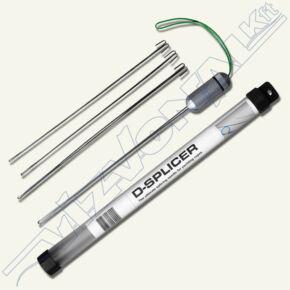 D-Splicer (deenema kötél fuxoló), Készlet - 3-5 mm-ig