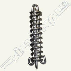 Feszítő rugó (kormány bowdenhez), 3mm , 24mm