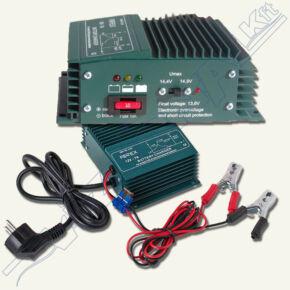 Akkumulátor töltő 12V/4A-IUu