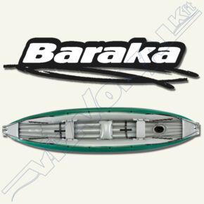 Gumotex felfújható kenu (Baraka)