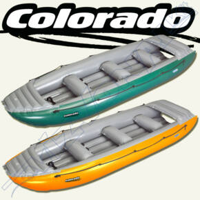 Gumotex felfújható raftcsónak (Colorado 450)