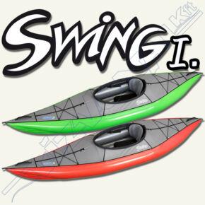 Gumotex felfújható kajak (Swing I)