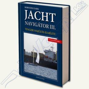 Horváth Csaba - Jachtnavigátor III.