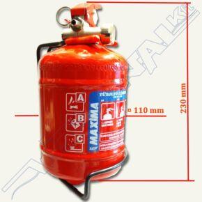Tűzoltókészülék, kicsi