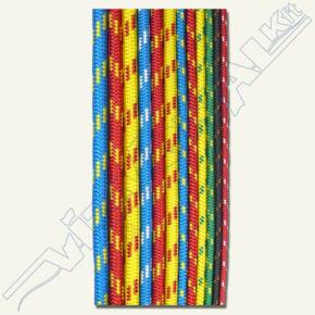 Fall kötél (színes poliészter kötél) 3 mm
