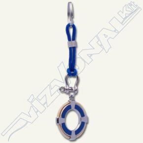Mentőgyűrű kulcstartó