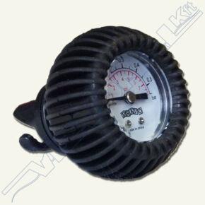 Légnyomásmérő (bajonettes), Bajonett, no tartozék