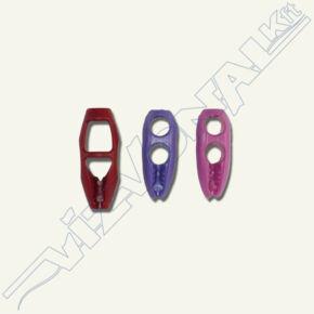 Lengő kötélfogó (műcsomó) 3-4 mm