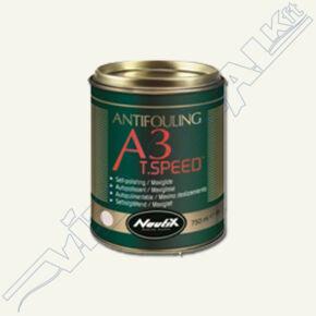 Algagátló festék (Nautix - A3 T.Speed) 0,75 l
