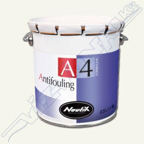 Algagátló festék (Nautix - A4 Formula +) 2,5 l