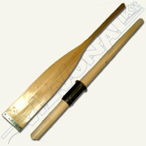 Ladik evező (Hazai), Ragasztott fenyő , 230cm