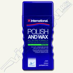 Wax és Polírpaszta egyben (PolWax), 500 ml