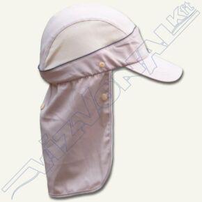 Nyakvédő-napvédő sapka (Regatta), 95% polyester, 5% elastane