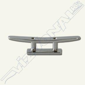 Rozsdamentes kikötőbika (kétcsavaros) 100 mm