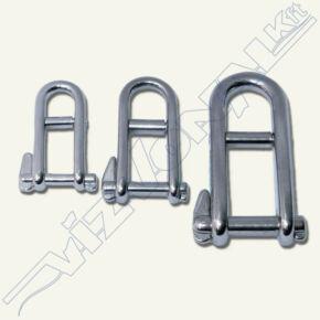 Kulcsos patentsekli, csapos 12 mm