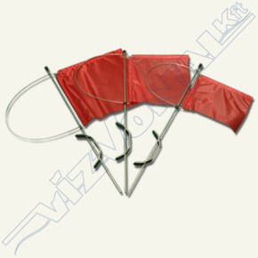 Széljelző zászló Közepes