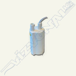 12 Voltos fenékvíz szivattyú (csak tartályba, édesvízre!)  7,5 l/perc (450 l/h)