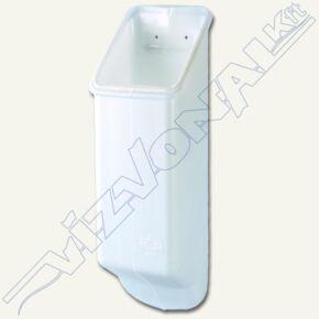Csörlőkar tartó (kemény PVC)