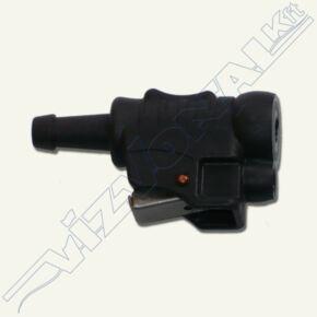Benzin csatlakozó (vezetőcsapos) Suzuki(gyári)