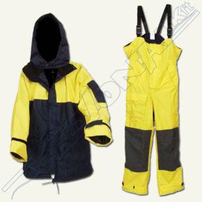 Vízhatlan ruha ( kétrészes, páraáteresztő, hazai gyártású) S