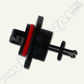 Vízleeresztő, 24mm , Ronstan/fekete