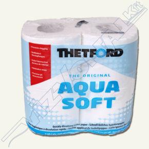 Papír, kémiai WC-hez (Aqua Soft)